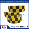 Double Colors Grid Design PVC 5 Cm Reflective Tape-Crystal Lattice Film