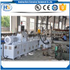 Twin Screw Extruder with Horizontal Water-Ring Hot Face Line