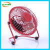 Mute and Portable Mini Aluminum Fan Blade Metal USB Fan