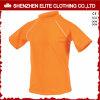 Orange High Quality Half Sleeve Kids Rash Guard (ELTRGI-51)