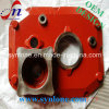 Sand Casting Painted Red Gear Box
