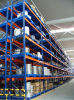 Warerhouse Pallet Rack with Galvanized Wire Decking