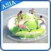 Inflatable Water Rotating Saturn, Inflatable Floating Rocker, Inflatable Aqua Park