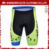 Wholesale Good Quality Custom Sublimated Cycling Pants Green (ELTCSI-20)