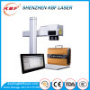 Mini Portable Fiber Laser Marking Machine One Metal and Non-Metal for Sale