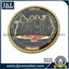 High Quality Diamond Cut Edge Metal Coin
