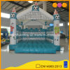 Football Theme Bouncy Castle Inflatable Football Bouncer for Kids (AQ557)