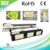 New UV Flatbed Printer 2.5*1.3m with LED Lamp! High Resolution