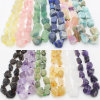 Rough Natural Stone Freeform Beads for Jewelry