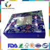 Professional Cosmetic Color Paper Gift Boxes with Hot Stamping