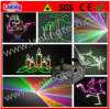 RGB SD Animation Club Laser Lighting Projector