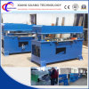 Hydraulic 4 Column Cutting Machine for Leather/Rubber/Plastic/Luggage and Foam