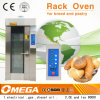 Bakery Rotary Rack Ovens for Sale with CE&ISO9001