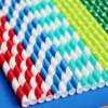 Paper Printing Straws with Food-Grade Standard