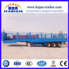 Livestock Transporting 3 Axle 40 Tons Fence Stake Truck Semi Trailer