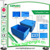 Plastic Collapsible Storage Crate Box for Transport and Storage