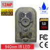 12MP Outdoor Time Lapse Camera Waterproof Security Hunting Guard Scouting Trail Camera