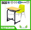 Bottom Price Student Desk Chairs for Sale Adorable Children Study Furniture Sets Table and Chairs (AB-135)