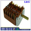 Oven 4/6/8 Position Selector Rotary Switch