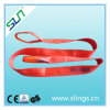 2017 5t*8m Synthetic Flat Webbing Sling with Double Eye