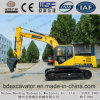 Bd150 New Small Yellow 0.7m3/14.2t Crawler Excavator for Sale
