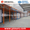 High Powder Use Ratio Powder Coating Line