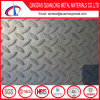 Q235 Ss400 Ms Checkered Plate Size