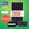 500W Solar Power System with Standard Configuration