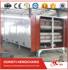 China Factory Price Coal/Charcoal Ball/ Briqutte Air Conveyor Belt Dryer