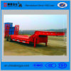 Best Quality Low Bed Truck Trailer for Transport Heavy Duty Equipment