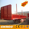 China Supplier 56 Cbm 3-Axle LNG Tailgate Truck