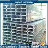 Galvanized Iron Q235/Q345 Square or Rectangular Tube