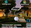 Monocrystal Panel LED Solar Garden Light with IP65