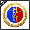 Auto Car Metal Badge for Motor Sport Club (BYH-10133)