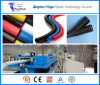 Small Diameter Plastic Corrugated Pipe Extrusion Line / Making Machine