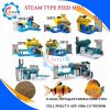 Wet Type (Steam Type) Fish Feed Mill/Fish Feed Small Pellet Mill