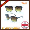 F7746 Tortoiseshell Custom Sunglass Smoke Lens Free Samples