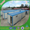 Low Cost Container Office and Home at Site