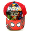 Super Hero Boys Baseball Cap Children Hats (JT-A015)