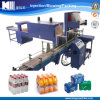 Automatic Water Bottle Film Shrink Wrapping Packing Machine