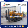 High Efficient Crawler Mounted Water Drilling Rigs