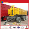 Farm Use Full Trailer Hydraulic Tipper Trailer