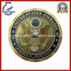 Us Embassy Coin with Wave Edge