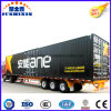 Heavy Duty 3 BPW Axles 53FT Dry Van/Box/Cargo Utility Logistic Semi Truck Trailer with Two Sidedoors