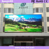 P6 Outdoor Full Color Energy Saving Video Ads Panel LED Display