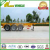 40FT Utility 3 Axle Skeletal Container Semi Trailer