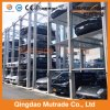 Four Floor Vertical Mechanical Car Garage