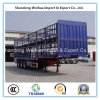 Truck Semi Trailer of Side Wall Fence From Manufacture