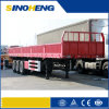 Exported to Ethiopia Side Wall Lorry Semi Trailer for Sale