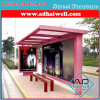 Roadsign Bus Stop Shelter Station